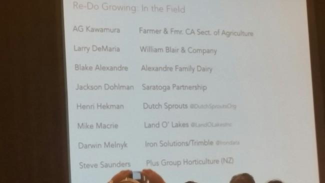 Panel-Teilnehmer Re-Do Growing the Field (Foto I.Ziegler)