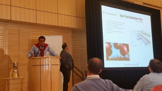 Food IT Konferenz @ Stanford (Foto I.Ziegler)
